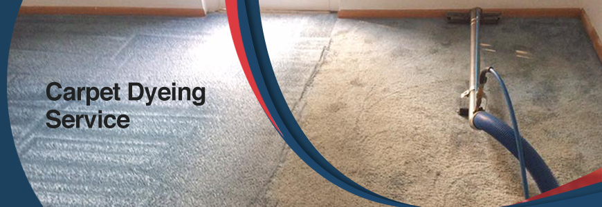 Carpet Dyeing Service in Southern California