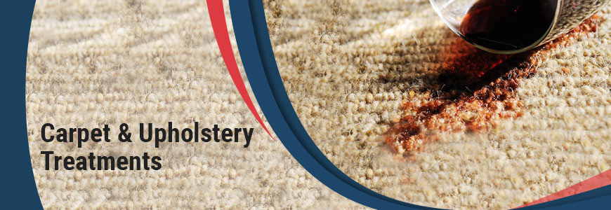 Carpet & Upholstery Treatments in Los Angeles, Pasadena & Long Beach