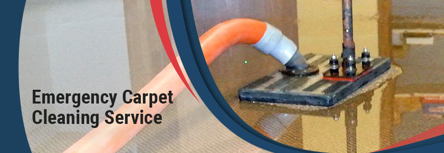 Emergency Carpet Cleaning  Services in Southern California