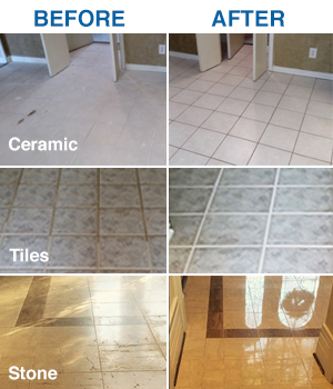 tile beforeafter
