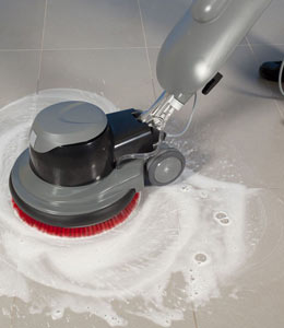 tile stone grout cleaning